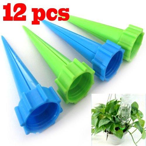 Капельный полив из пластиковых бутылок для цветов