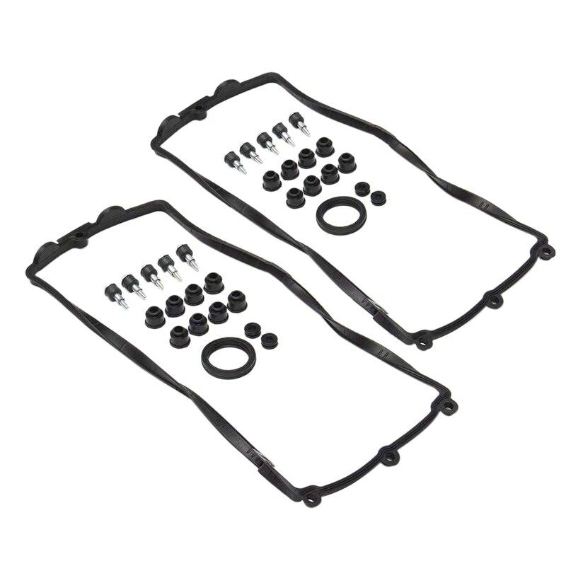 Valve Cover Gasket Set 11127513194 For BMW 545i 550i 645Ci 650i 745Li RIGHT