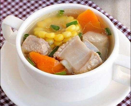 营养排骨汤做法是什么?