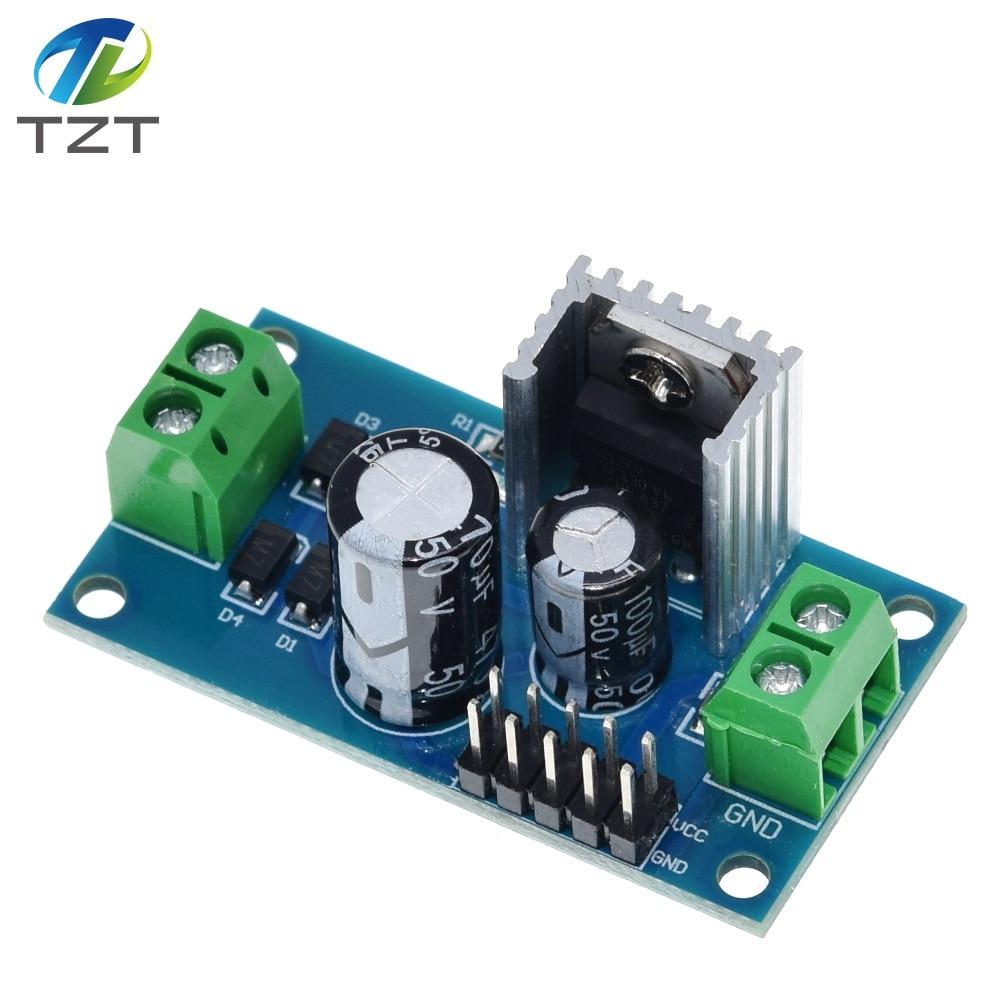 1//2//5//10PCS 5A Adjustable Power Supply Module CC CV Buck Step Down LED Driver