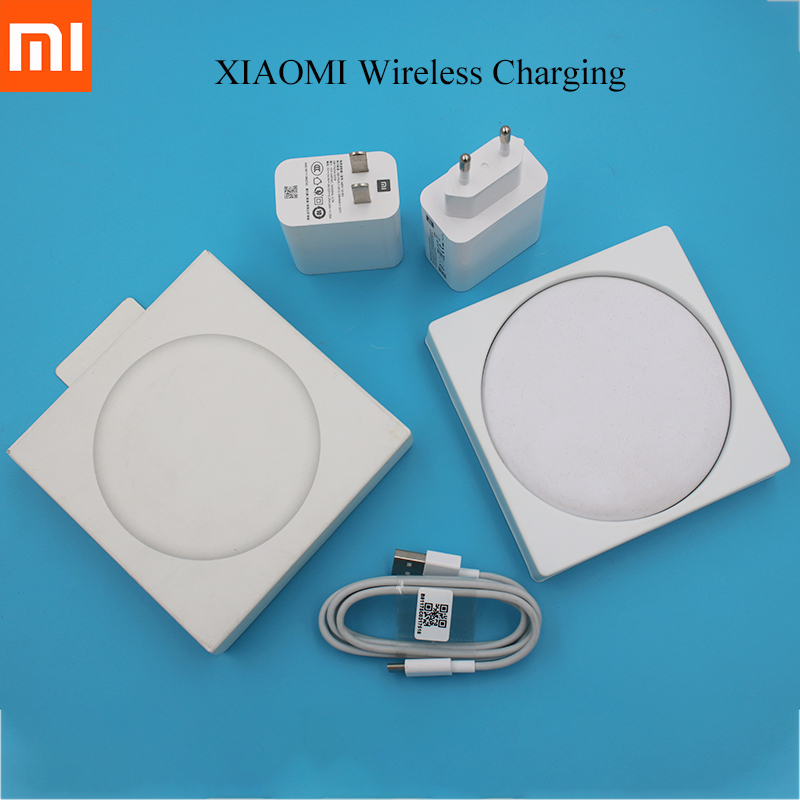 Xiaomi Wireless-Charger Max-Turbo 27W iPhone Xs Original 20W for Mi-9 9pro/Mix/2s-3 XR title=