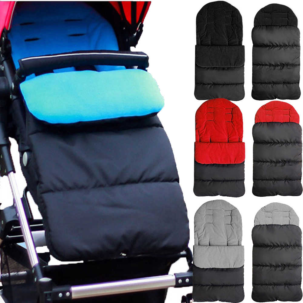 UNIVERSAL BABY CAR SEAT FOOTMUFF INFANT COSY TOES COVER WATERPROOF BLANKET