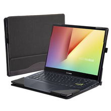 Case Notebook-Cover-Bag Laptop-Sleeve Asus Vivobook Detachable for Flip Protective-Skin