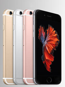 Apple A9 iPhone 6s 16GB 2GB WCDMA/GSM/LTE Nfc Dual Core Fingerprint Recognition 12mp