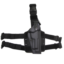 Pistol Holster Beretta Leg-Thigh Military Tactical M92 Right Automatic-Lock Drop