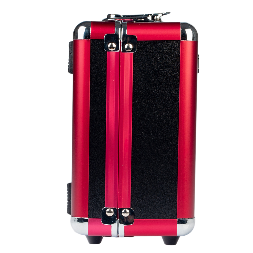 Aroma APB-3 Effect Pedal Carry Case Box Guitar Effects Total Metal Locking Case