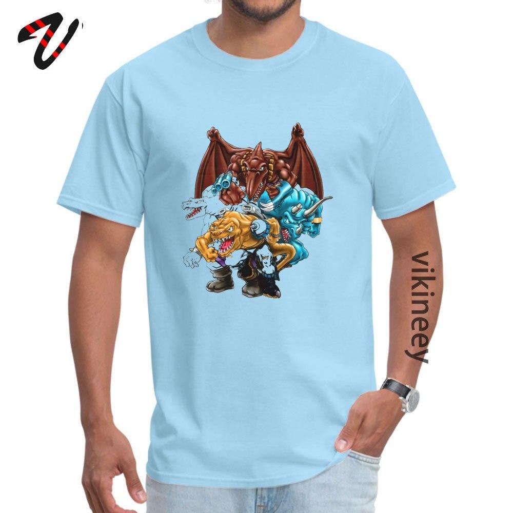Family Tops T Shirt Latest Short Sleeve Man T Shirt TpicOriginaltitle Custom Lovers Day Sweatshirts Crew Neck Extreme Dinosaurs Group 11067 light