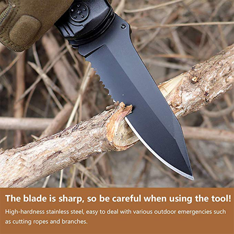 QUK Pliers Multitool Folding Pocket EDC Camping Outdoor Survival hunting Screwdriver Kit Bits Knife Bottle Opener Hand Tools6