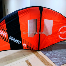 Inflatable-Kite-Foil Wing Windsurfing Hydrofoil FIBER 3M 4M 5M IMPORTED New