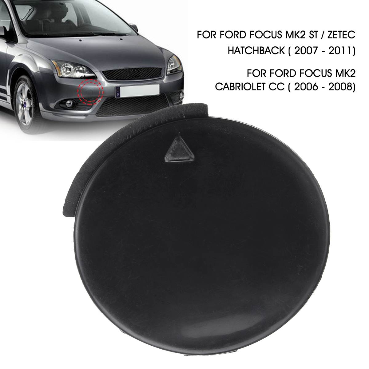 FORD SPARE STORAGE TOWING EYE HOOK FOCUS RS MONDEO GALAXY FIESTA..