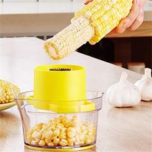 Corn-Grater Kitchen-Tool Stainless-Steel Xyj with Fixed-Measuring-Cup And Cob Granulators
