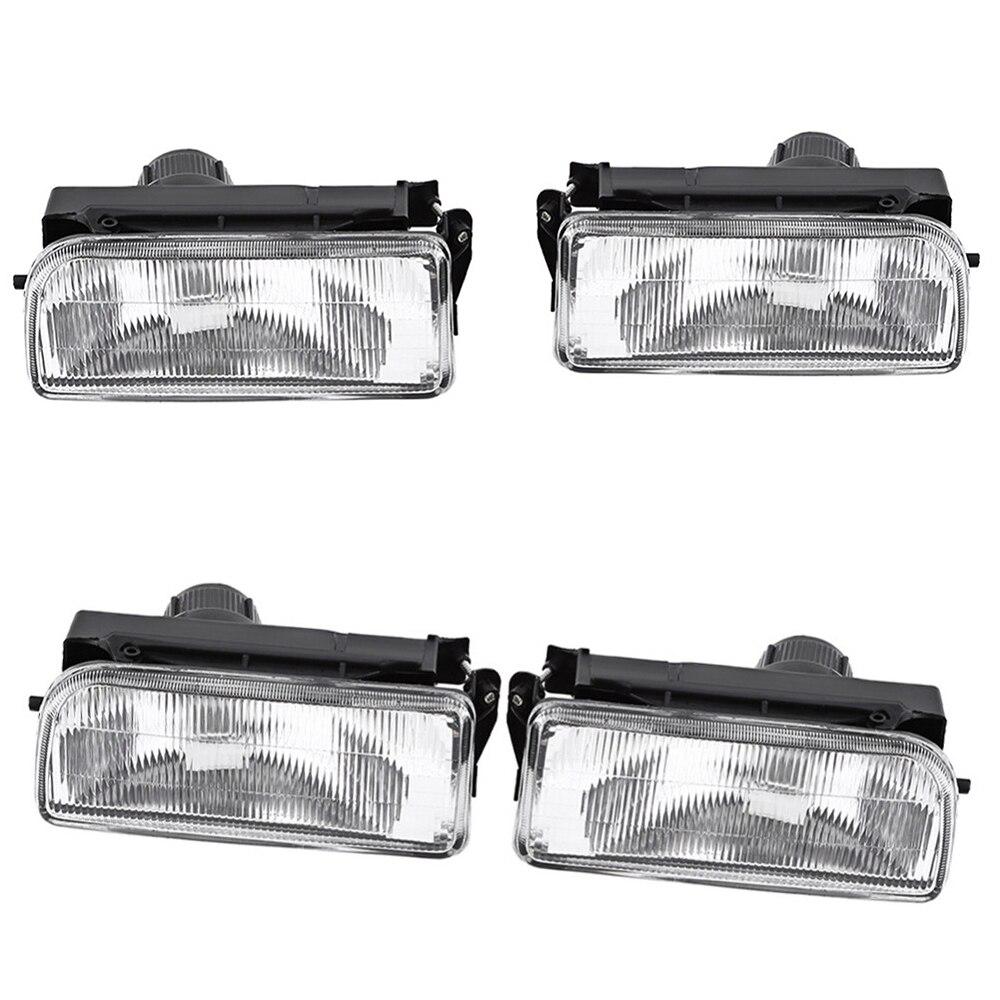 Demino 63178357390 luz antiniebla Lateral Derecha sin focos Repuesto de Coche para BMW E36 3-Series 1992-1998