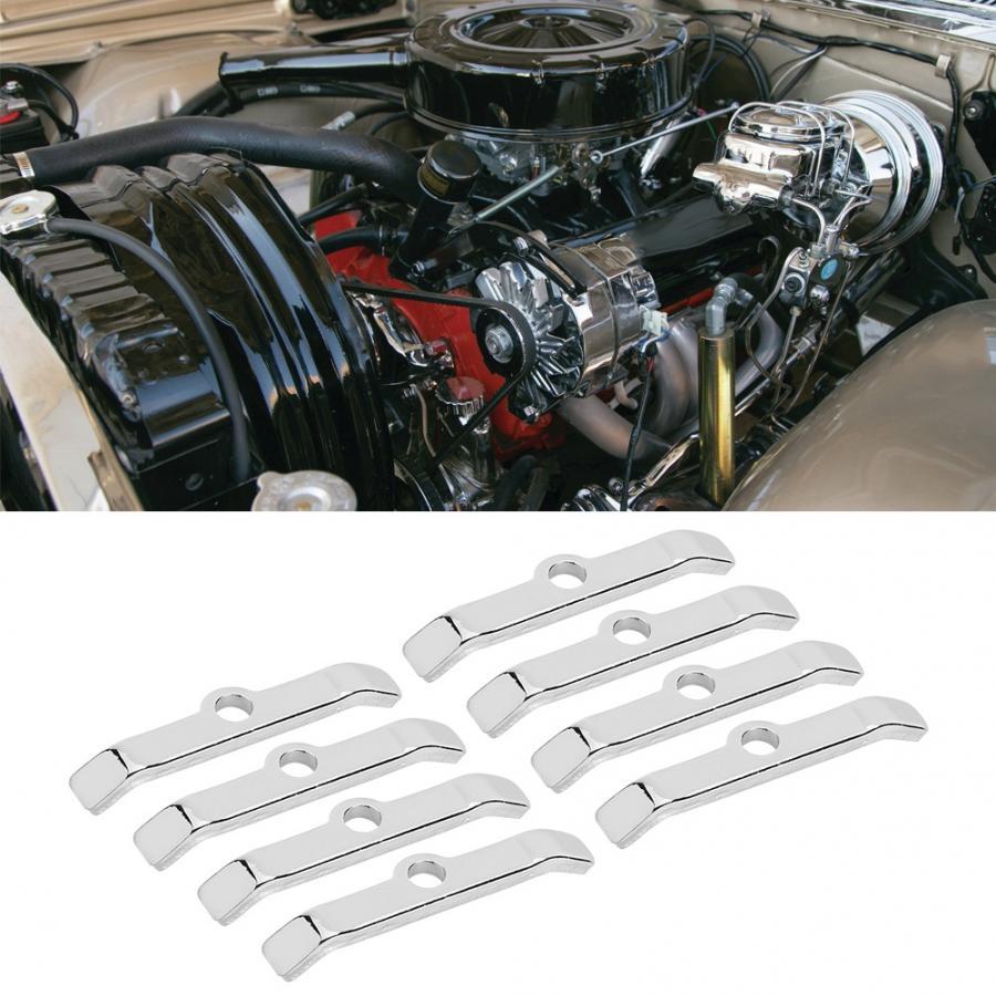 Set of 4 Engine Valve Cover Bolt Kit-Chrome Valve Cover Wing Bolts 9824 US