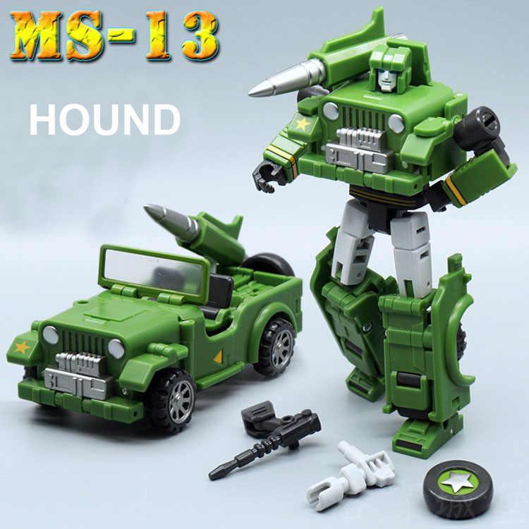 MFT Mech Fans Toys MS-13 MS13 Detective Mini Figure Robot In Stock