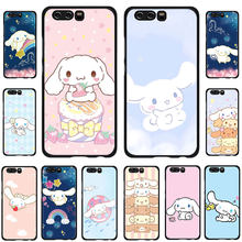 Милый мультяшный чехол cinnamoroll из ТПУ для телефона Huawei Honor 6A 7X 8A 8X 8C 9X 8 9 10 Lite 20 30 V30 Pro Note 10 View(Китай)