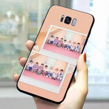 Чехол для телефона Park Jimin Kpop для samsung M10 Galaxy S6 S7 Edge S8 S9 S10 Plus S10e Note 8 9 M20 M30 из мягкого ТПУ(Китай)