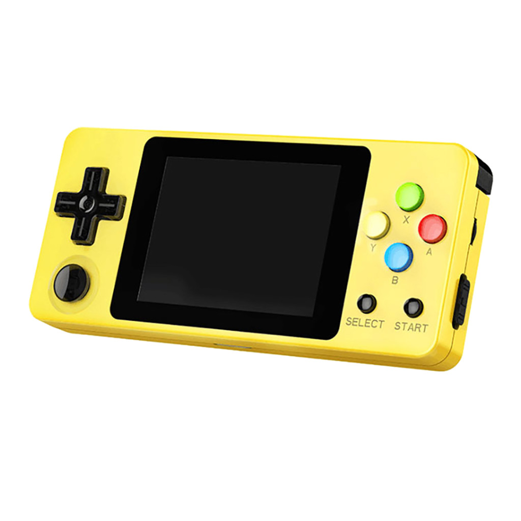 Game Screen by 2.7 Thumbs Mini Handheld Palm Palm Console of Nostalgic Children