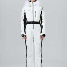 Jumpsuit Snowboard Snow-Clothes Ski-Jacket Skiing Women Ski Winter One-Piece