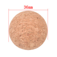 Ball Football-Balls Baby Soccer-Table Cork Wooden 36mm 1pc New-Arrival