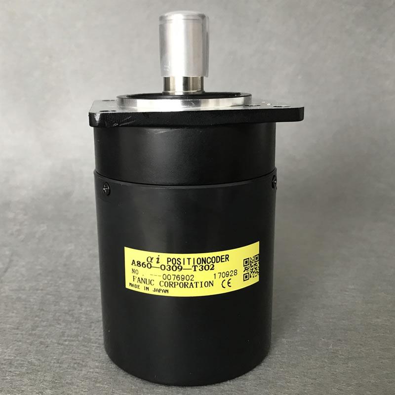 1PC Used FANUC Encoder A860-2109-T302