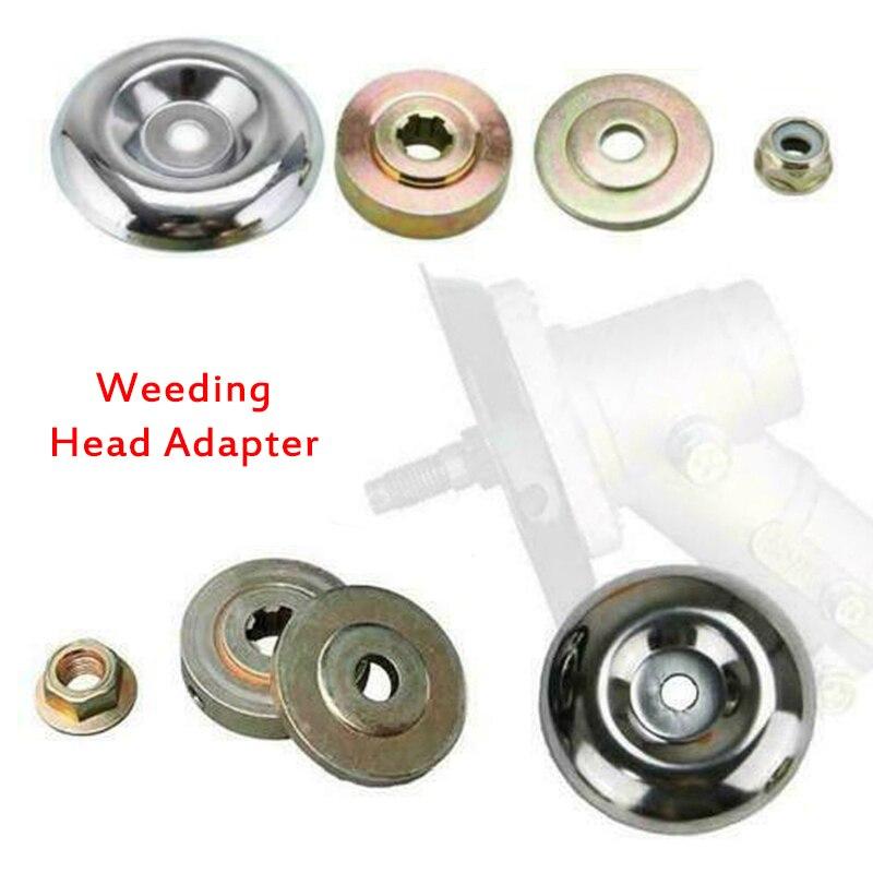 Accessoires pour tête de débroussailleuse universelle 4 pièces