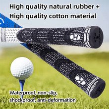 Golf-Grips Rubber Pu Shock-Absorbing Wear-Resisting Anti-Skid Hot High-Quality