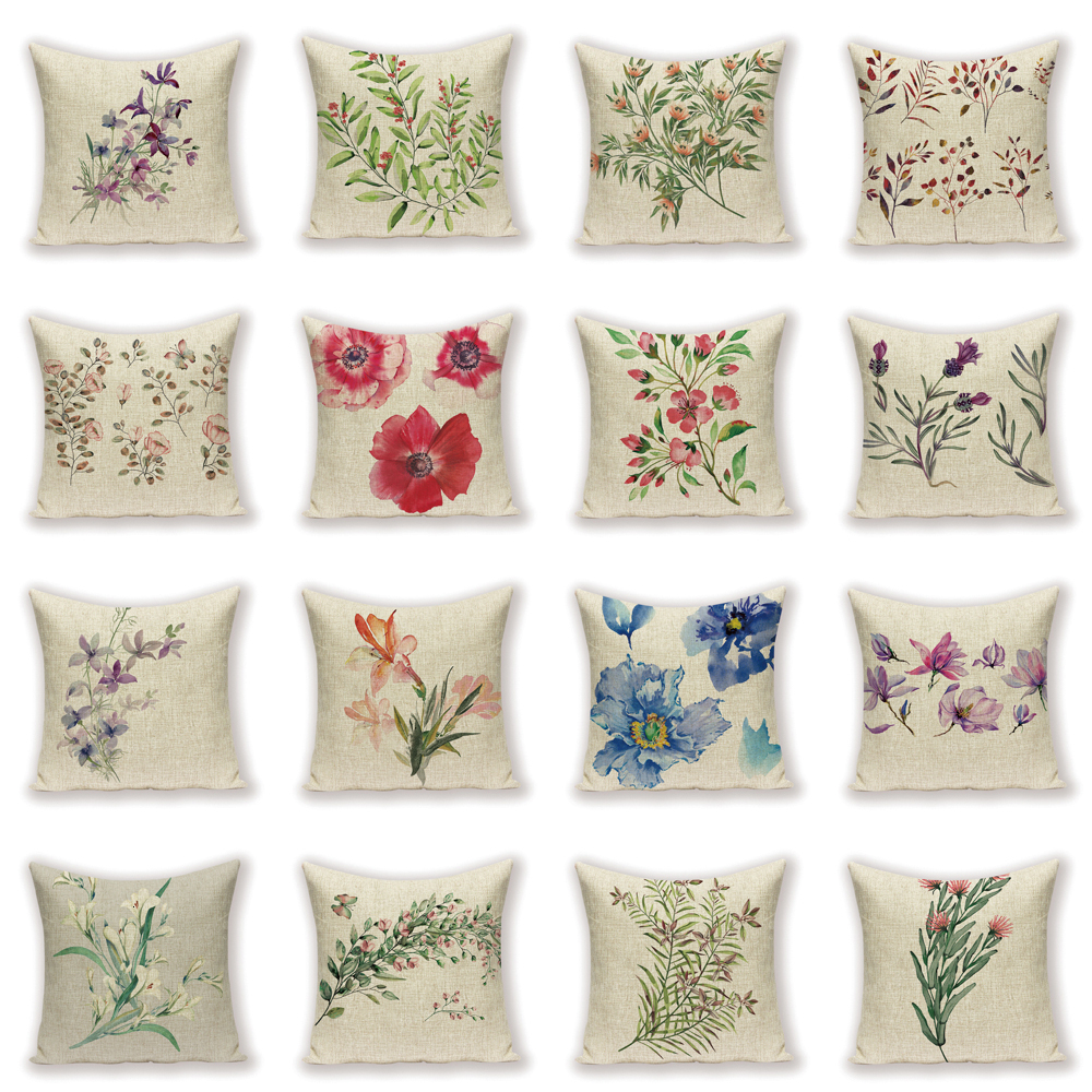 PE 11 couleurs motif classique en simili Cuir Coussin Housse taie d/'oreiller taille personnalisée