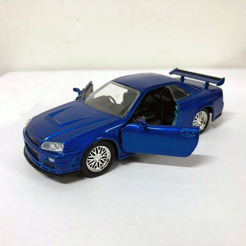 Nissan Skyline GT R (R34) (6)