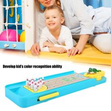 Game-Toy Interactive-Table Gift Educational Funny Kids Parent-Child Indoor Bowling