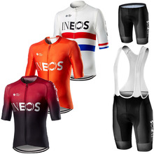 Suit Shirts Cycling-Clothing Bicycle-Bib Bike INEO Mtb-Wear Road-Race Maillot Men Culotte