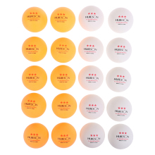 Table-Tennis-Ball Ping-Pong-Balls Abs-Plastic 3-Star 40 for 10pcs Mm-Diameter New-Material