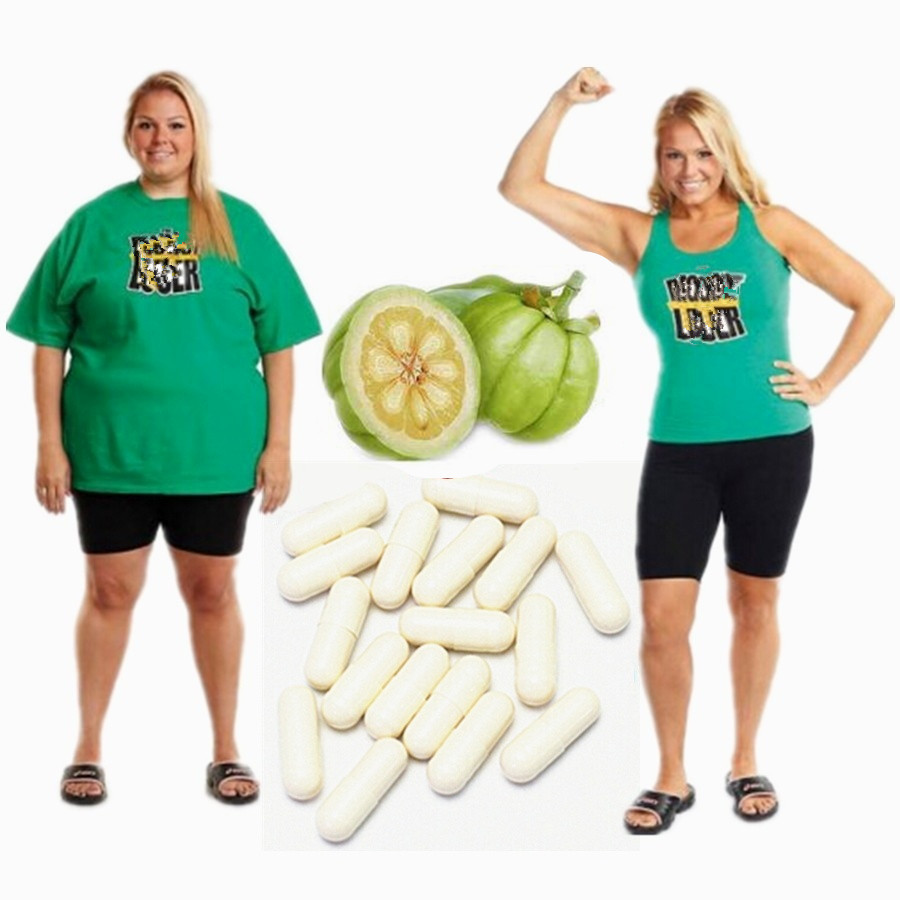 Health-Care Diet-Products Weight-Loss Detox Slimming Garcinia Cambogia Fat Citric-Acid title=