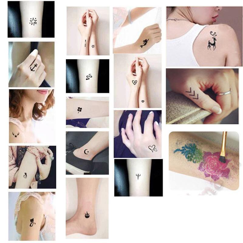 tatouage aerographe