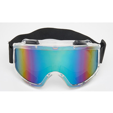Skiing Glasses Ski-Goggles Spone Outdoor Myopia-Lens Snow-Can-Built-In Winter Windproof