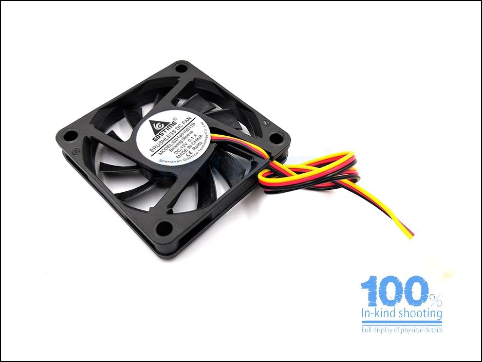 6010 Brushless Fan DC 5V 12V 24V 60X60X10mm Computer PC CPU Case Cooling Fan 6cm 60mm USB 2PIN 3PIN Cooler Fans  free shipping 12