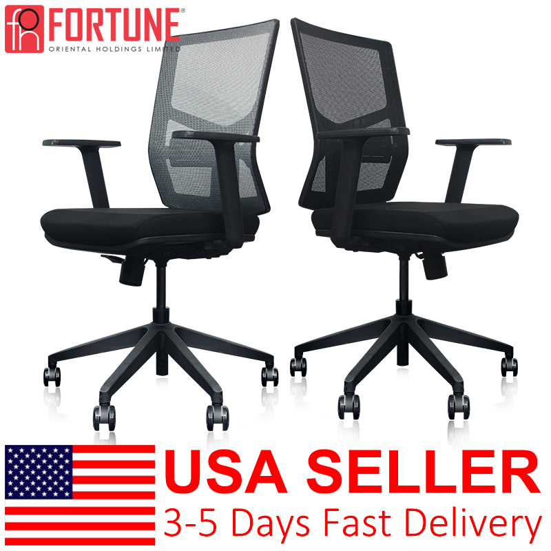 Office Chairs Furniture Business Computer Chair Mesh Office Work Chairs Breathable Gaming Swivel Chair White Collar Chairs title=