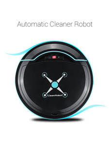 Vacuum-Cleaners-Sweeping-Robot Home-Cleaning-Machine Small-Charging Smart Automatic Ultra-Thin