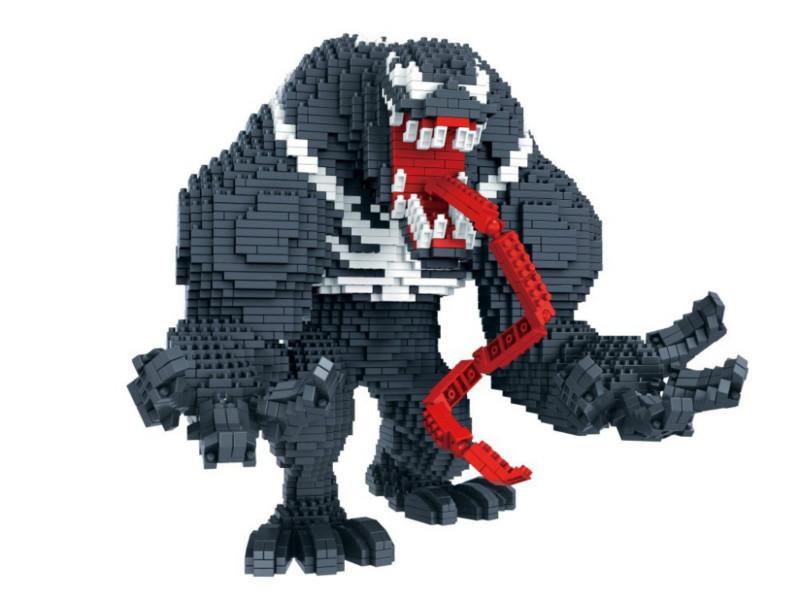 pzx super hero mini blocks Venom-3