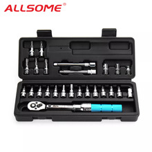 Torque Wrench Spanner Repair-Tools-Kit-Set-Tool Bicycle Bike-Repair Adjustable ALLSOME