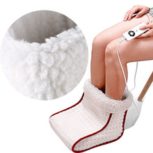 Slipper Massager Foot-Heater Heating-Settings Office Electric Cushion Home Big 5-Modes