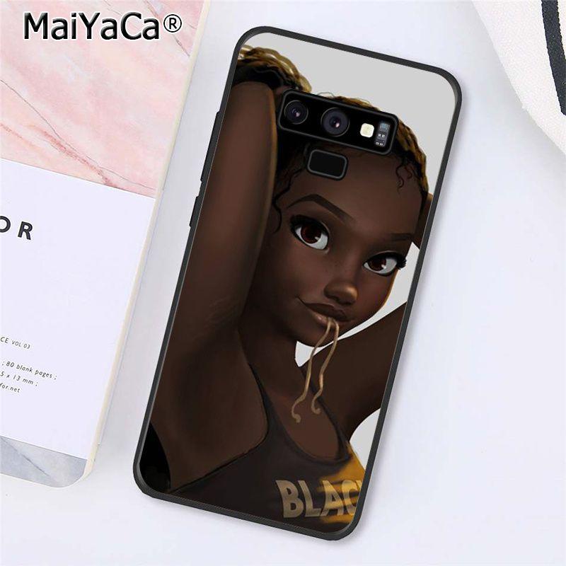 Queen Afro Melanin Poppin black girl