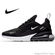 Sneakers Shoes Walking Air-Max Nike Original Jogging Sports Outdoor Lace-Up Men 270 Men's