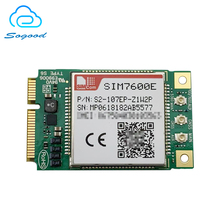 SIMCOM SIM7600E mini pcie LTE cat1 модуль LTE-FDD B1/B3/B5/B7/B8/B20/B38/B40/B41 Vodafone Deutsche Telekom EMEA/Корея/Таиланд