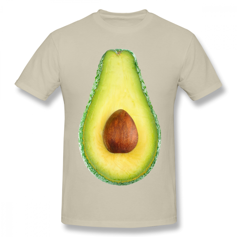 I Love Avocado Vegan T-shirt For Men Plus Size 5XL 6XL Team Shirt
