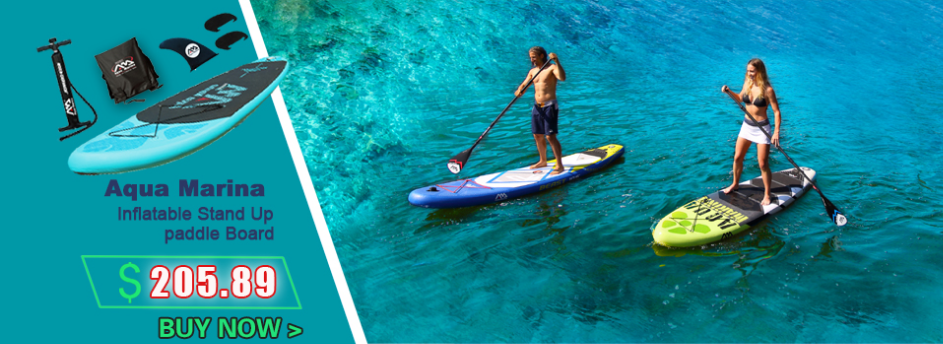 KIT Gonfiabile Surf e bodyboard Stand Up Paddle Board with Paddle Youth /& Adult