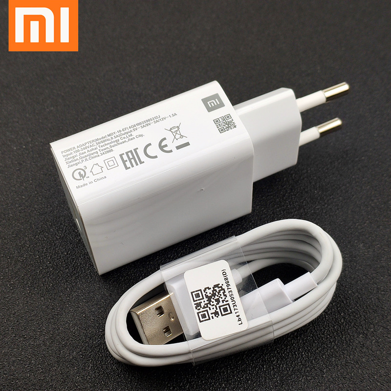 Xiaomi Usb-Adapter Pro-Charger Note 8 Quick 18W Cc9 Original Qc-3.0 for 9-se/Cc9/Mix/.. title=