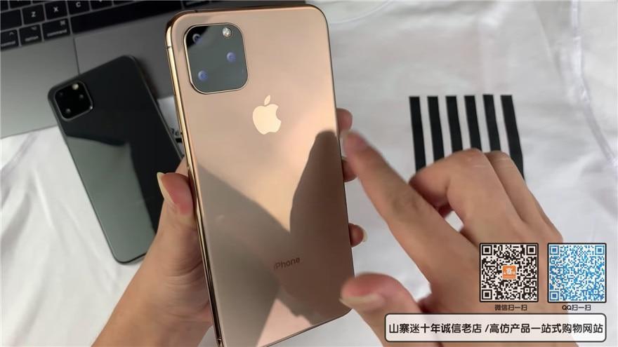 山寨苹果11pro max手机报价