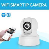 WiFi Indoor PT IP Camera Network-Video Wifi Wireless Home Security Camera Surveillance Camera Night Vision Baby Monitor