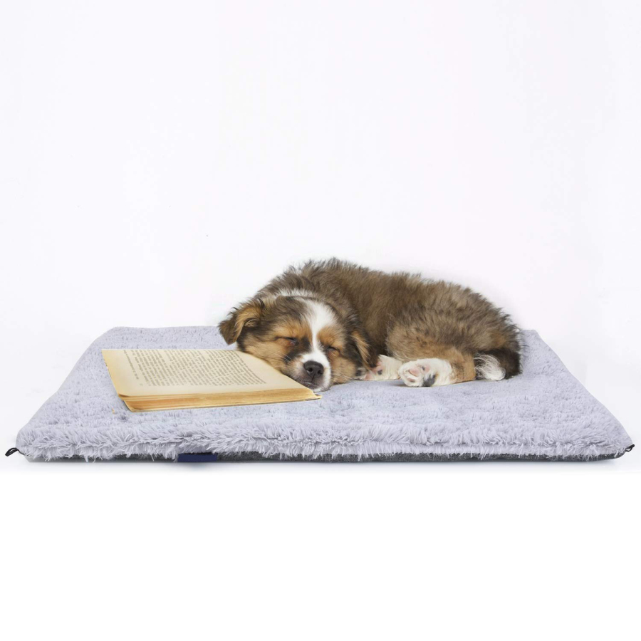 Pet - Warm Cat Bed Dog Bed Pet Bed Washable Soft Warm Cushion Dual-use Pad for Sleeping