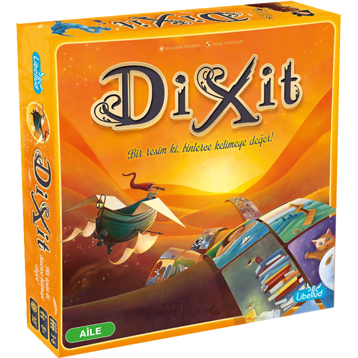Anniversary Expansion SEALED UNOPENED FREE SHIPPING Dixit